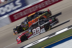 NASCAR XFINITY Preview James Buescher gets set for Auto Club Speedway race