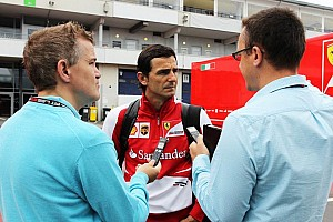 Formula 1 Breaking news De la Rosa wants to step down as GPDA chief