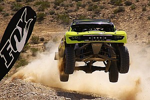 Offroad Commentary Experiencing the Mint 400 - part 2