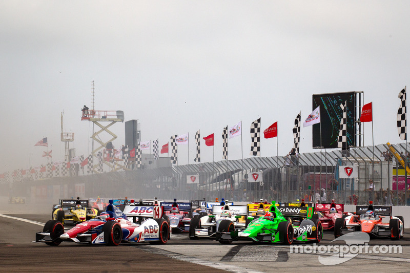 Fast facts: Firestone Grand Prix of St. Petersburg