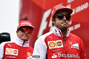 Formula 1 Breaking news Alonso trying to 'destroy' Raikkonen - Villeneuve