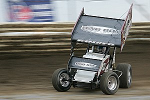 A bullring doubleheader awaits Tony Stewart Racing teammates in California