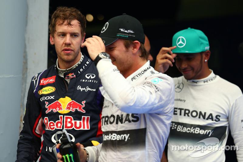 Red Bull, Mercedes spat over Rosberg 'block'
