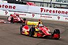 Sebastian Saavedra qualifies 11th for the Firestone Grand Prix of St. Petersburg