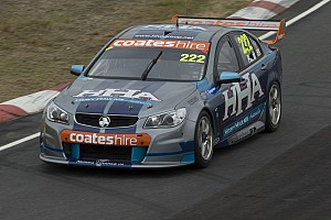 V8 Supercars Race report Percat shows strong form at Symmons Plains