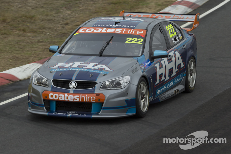 Percat shows strong form at Symmons Plains