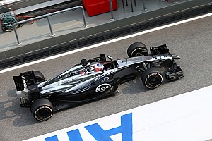 Formula 1 Preview McLaren Mercedes ready for the race in the desert night