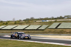 DTM Testing report Business end of preparations: BMW DTM teams complete four days of testing at the Hungaroring