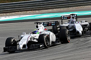 Williams apologises after Massa team order
