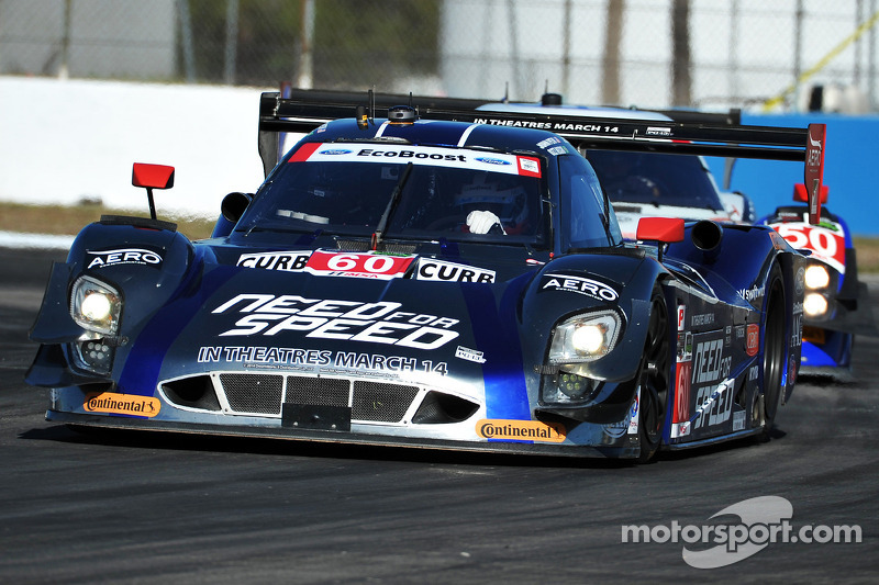 Michael Shank Racing set for sprint on the streets of Long Beach