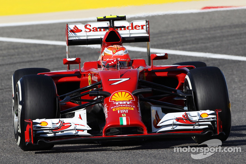 Ferrari ends Bahrain test early