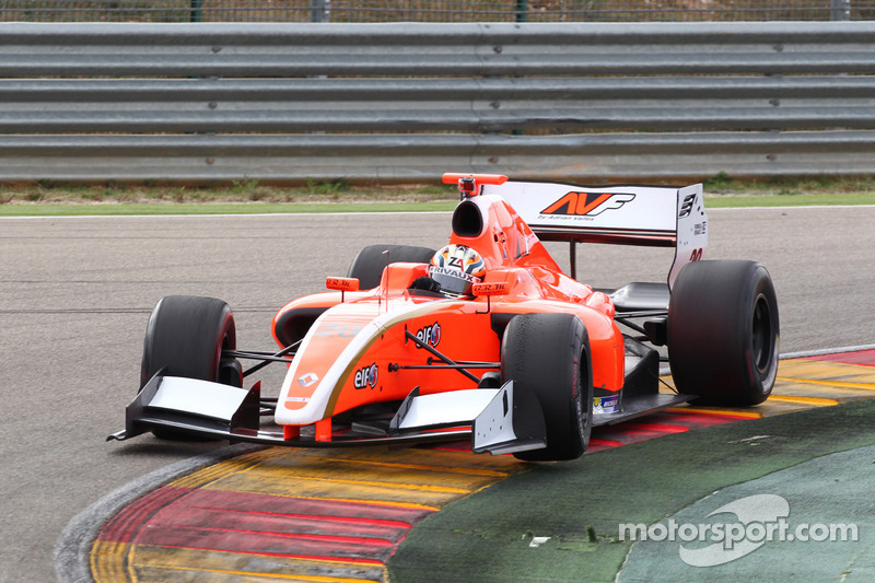 AVF and Amberg clinch top ten finish in Monza