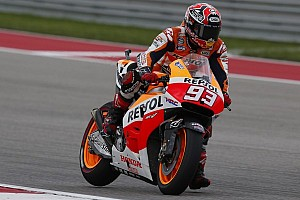 MotoGP Race report Record-breaking Marquez rounds up perfect weekend with maximum points