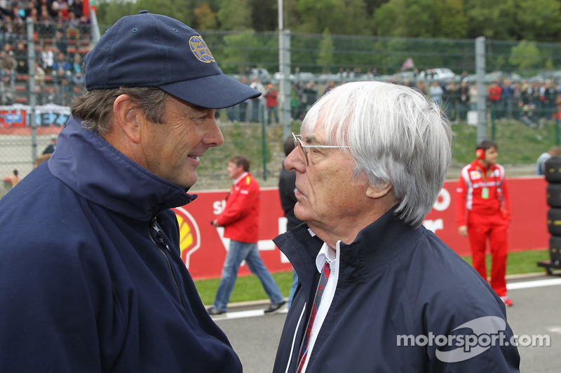 Ecclestone planning new F1 masters series
