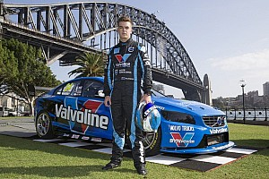 V8 Supercars Breaking news Scott McLaughlin has aspirations to race in NASCAR