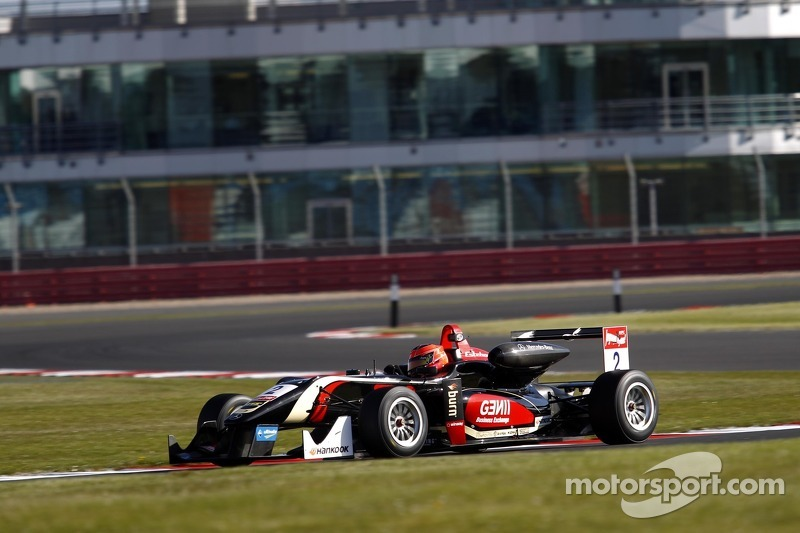 Rookie driver Esteban Ocon secures maiden Formula 3 race win