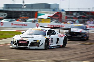 PWC Race report First Podium of 2014 for Jeff Courtney and JCR Motorsports