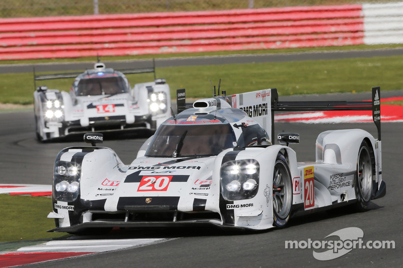 Solid debut for Porsche's LPM1 car at Silverstone
