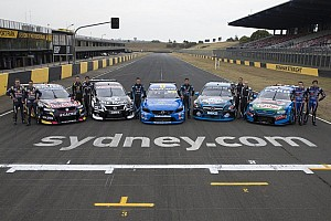 V8 Supercars Preview Fast Facts for this weekend's ITM 500 Auckland