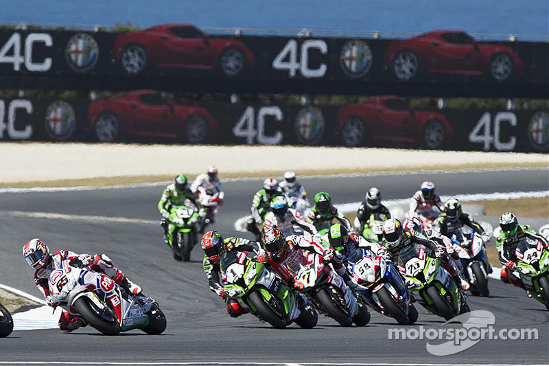 Assen welcomes WSBK circus for weekend affair