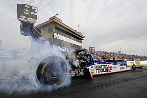NHRA Preview Antron Brown eager to get more points in NHRA SpringNationals