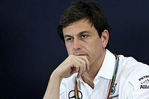Formula 1 Breaking news F1 'must' look beyond Ecclestone era - Wolff