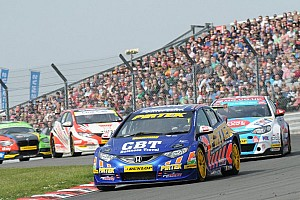BTCC Preview BTCC set to thrill Thruxton Bank Holiday crowd