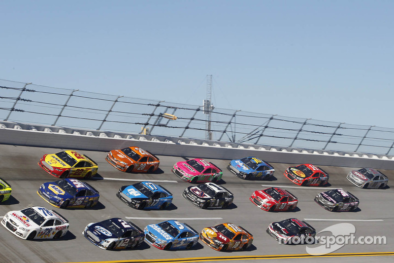 Ford Racing NASCAR historical notes on Talladega