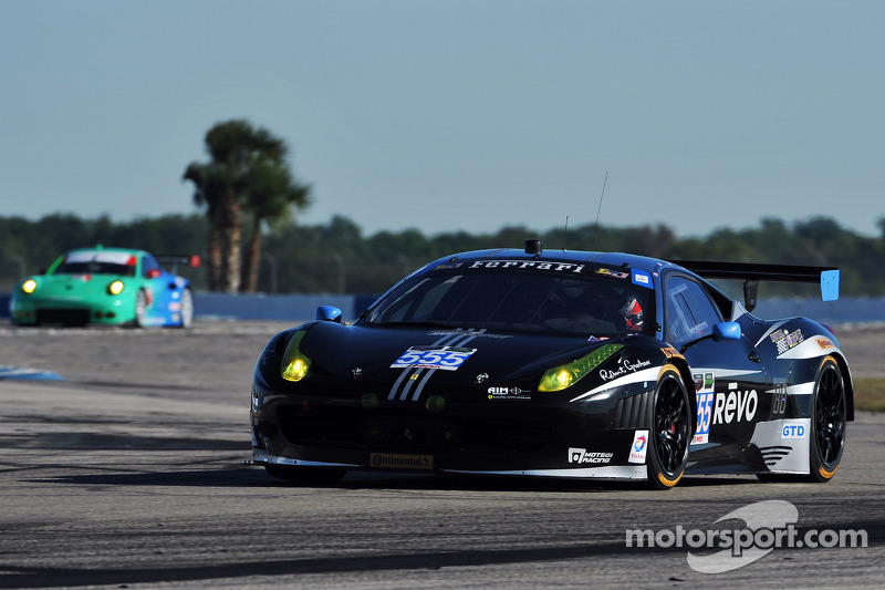 Two chances at victory for Ferrari in northern California