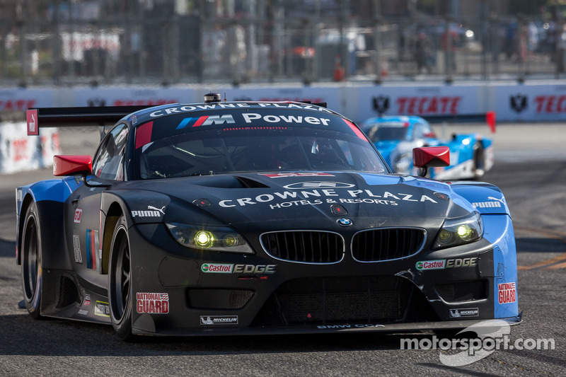 BMW Team RLL gearing up for the next round at Laguna Seca