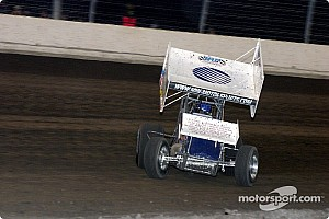 World of Outlaws Race report Shane Stewart dominates World of Outlaws STP Sprint Cars at Eldora Speedway