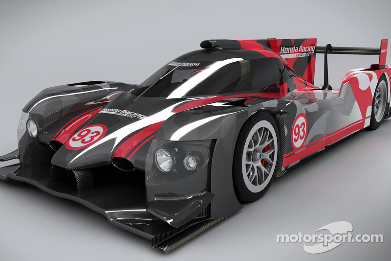 Extreme Speed Motorsports to run HPD ARX-04b Honda