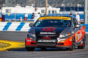 Gimple finishes seventh in Continental Tires Sports Car Challenge