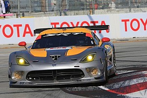IMSA Qualifying report  Vipers start today's TUDOR Championship race from sixth and ninth