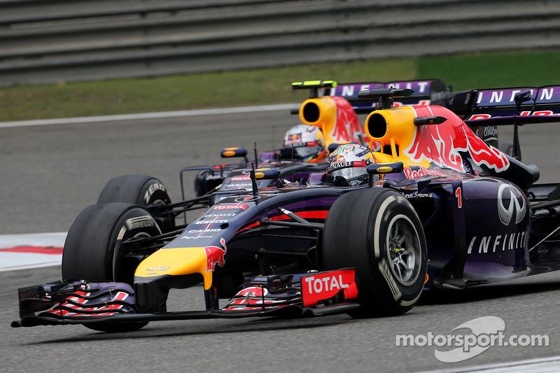 Ricciardo wants 'fair fight' with Vettel