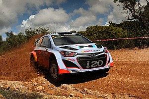 WRC Preview Hyundai prepares for new challenge at Rally Argentina
