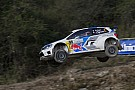 Ogier leads Day 1 of Rally Argentina
