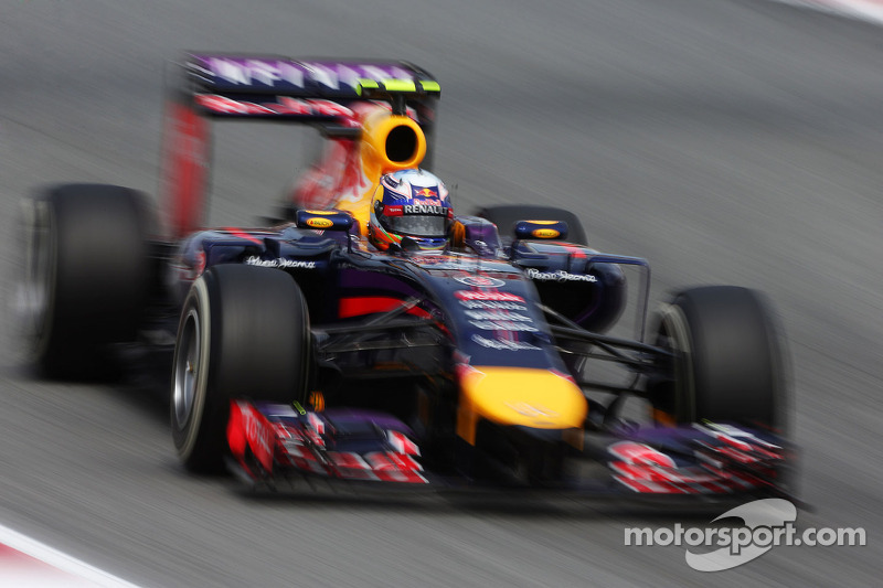 With a great team performance, Red Bull is 3rd and 4th on the Spanish GP