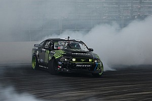 Formula Drift Race report Gittin grabs first victory as owner/driver in Georgia
