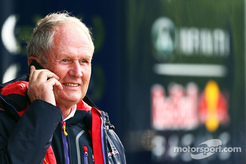 Red Bull to assess 2014 chase in Austria - Marko