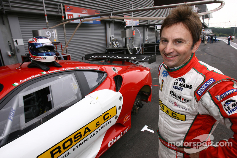 Montermini, Salaquarda back in the Blancpain Sprint Series at Brands