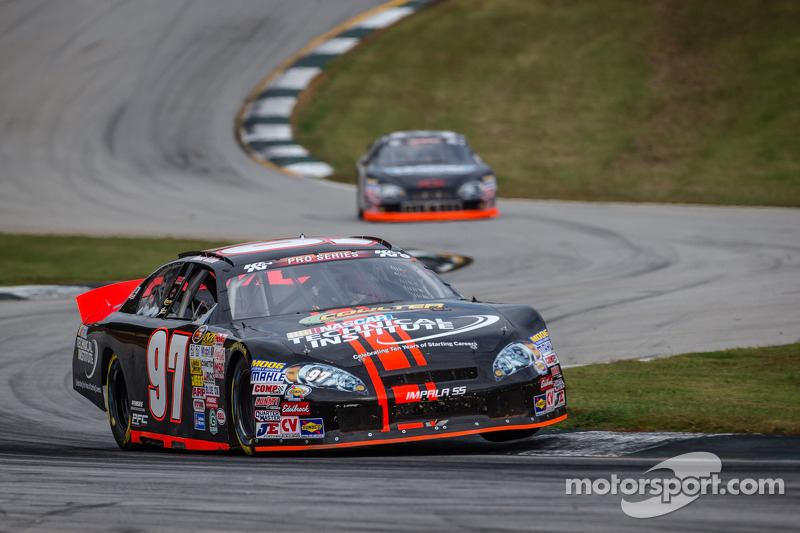 17-year-old driver to carry 'Get to Know Newton' on K&N car