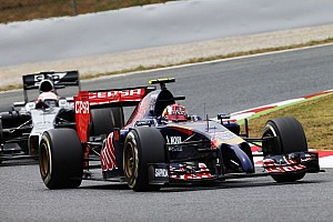 Formula 1 Testing report Daniil Kvyat performs testing on second day at Barcelona