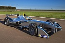Teams receive first delivery of Formula E race cars