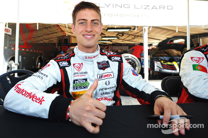 Dion von Moltke talks Le Mans