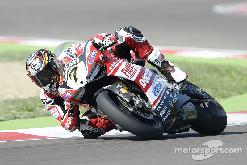 Ducati Superbike Team to race at Donington Park this weekend