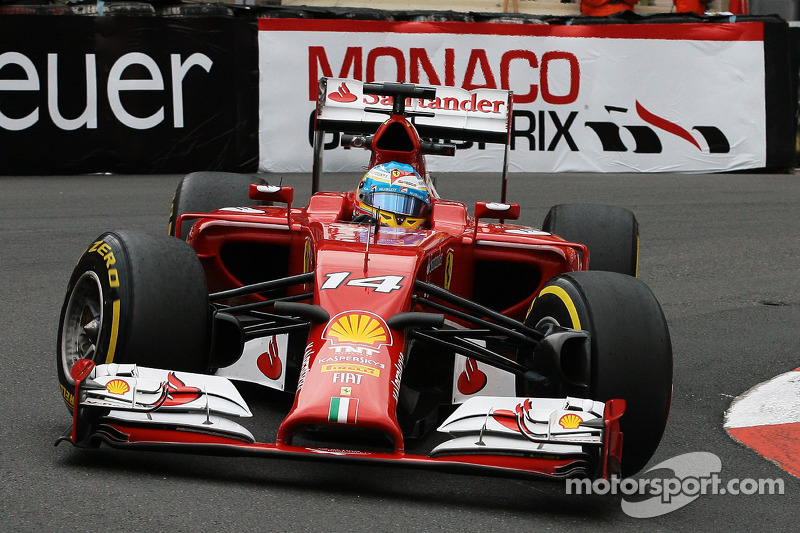 Pirelli: Mixed conditions in free practice at Monaco