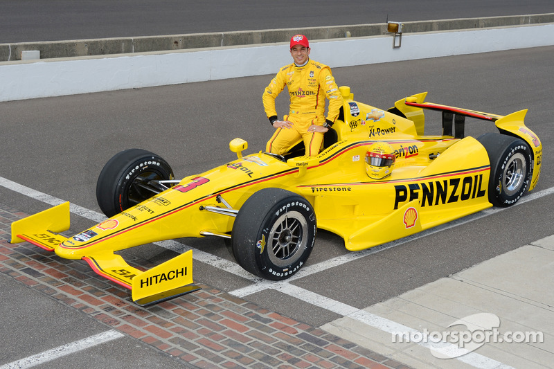 Castroneves falls just short of number four