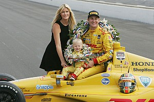 IndyCar Special feature It's a Hunter-Reay family affair on the Today Show