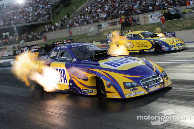 Ron Capps eager to race at Englishtown
